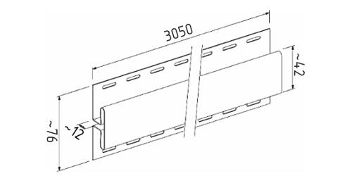 Соединительная планка SV-18